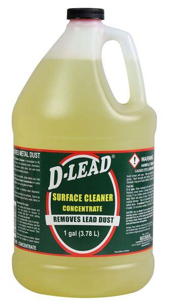 ETI 330PD-4     D-LEAD SURFACE CLEANER 1GAL   4/CS