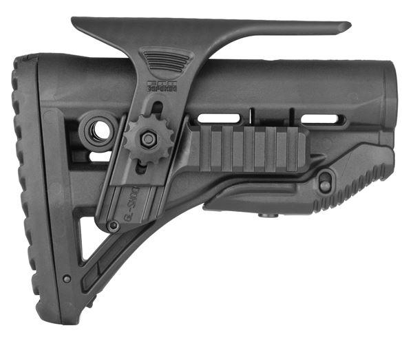 FAB FX-GLSHOCKPCP GLSHOCK PCP M4 AR15 STOCK