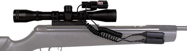 GAMO 6212045154  VH 4X32 SCP W/LGT&LSR