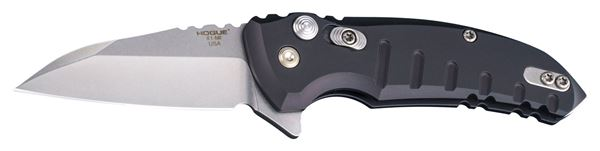 HOG 24160 X1 MICROFLIP FOLDER MATTE BLACK