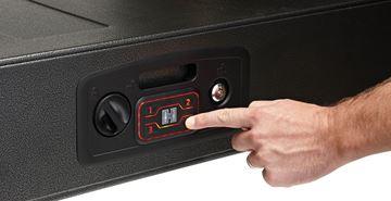 HORN 98190 RS AR GUNLOCKER SAFE