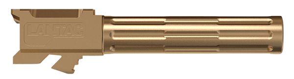 LANTAC 01-GB-G19-NTH-BRNZ G19 FLUTED