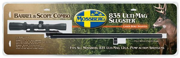 MOSS 90835 835XBL 12 24 RB CANT/SCOPE