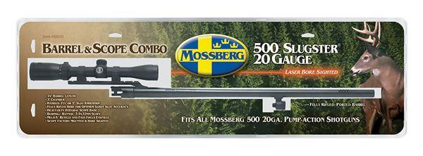 MOSS 92010 500XBL 20 24 RB/ISB W/SCOPE