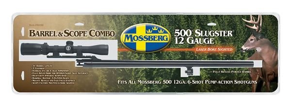 MOSS 95355 535XBL 12 24 RB CANT/SCOPE