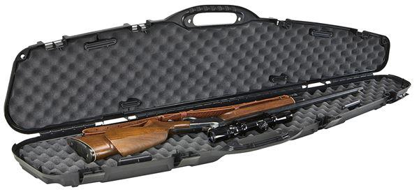 PLANO 151105 PILLARED SNG GUN CASE 4PK