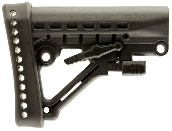 PRO AA120   AR 6POS COLLAPSIBLE BUTTSTK