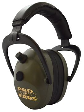 PROEARS PEG2SMG  GOLD II 26 GREEN