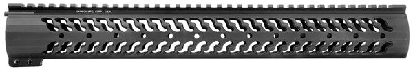 "SAM EVO-15    EVOLUTION 15""   RAIL BLK"
