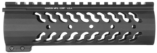 "SAM EVO-7     EVOLUTION 7""    RAIL BLK"
