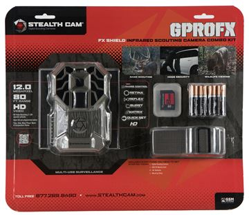STEAL STC-G26FXNGK  12MP COMBO 8GB CARD & BATTERY