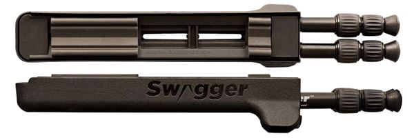 SWAGGER SWAG-BP-HT-29    BIPOD HUNTER 6 3/4 - 29""