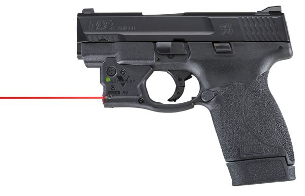 VIR 920-0043 R5 GEN2 RED W/HOL S&W SHIELD 45