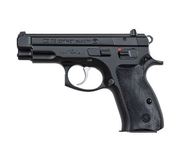 CZ 75 Compact 9 mm (low capacity) Pistol - 01190