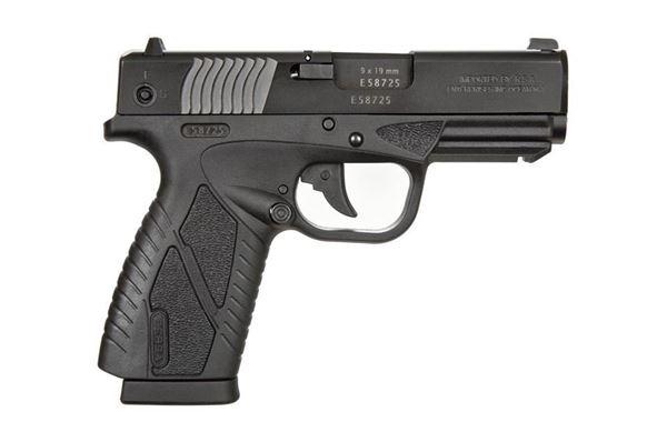 Bersa 9 mm Polymer Matte Black Pistol