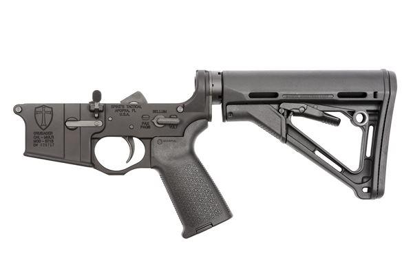 Complete Lower (Crusader) Standard LPK Spike's Tactical