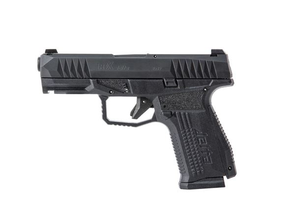 Arex Rex Delta 9mm Pistol Poly Frame, No Safety