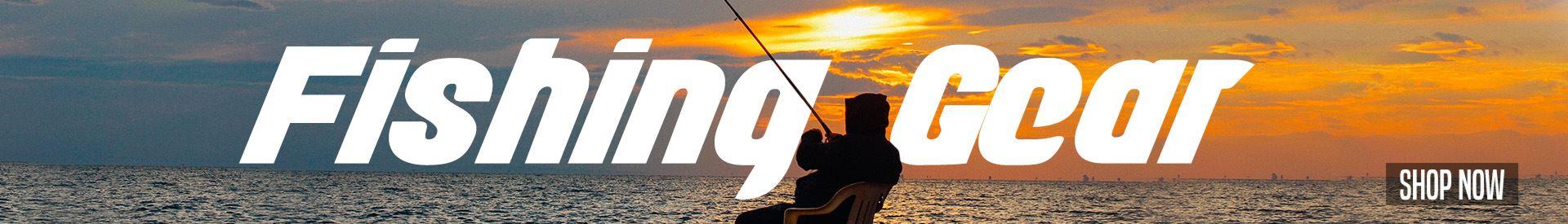 Fishing Gear & Fishing Supplies