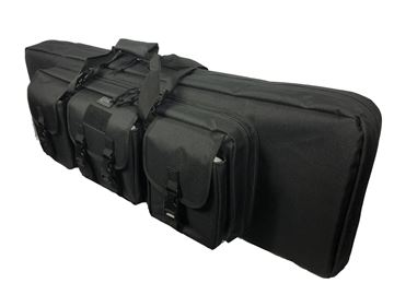 "DDT 42"" Double Rifle Case Black"