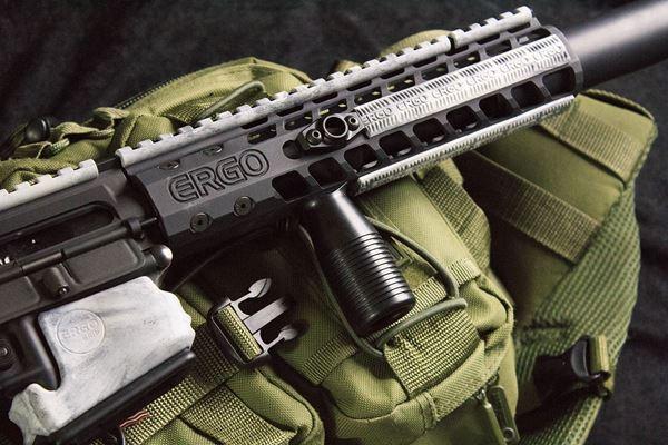 ERGO 4-Slot M-LOK WedgeLok Rail Cover