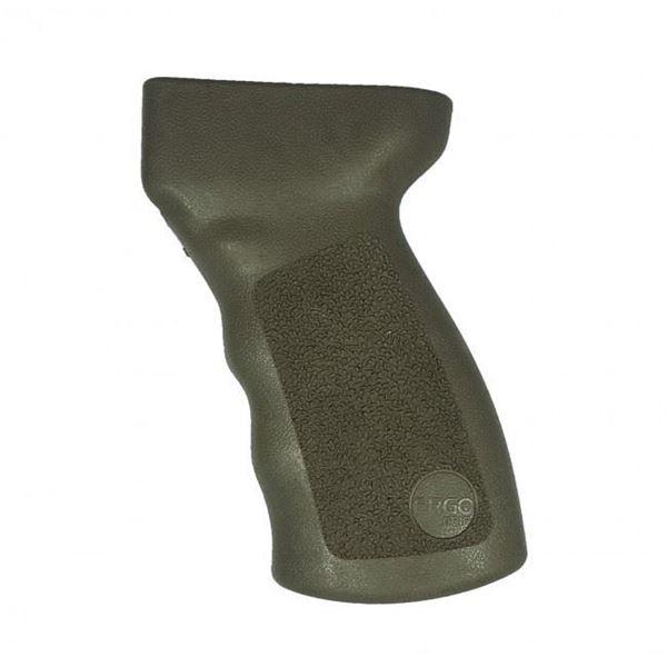 ERGO CLASSIC AK Grip - SureGrip - OD Green