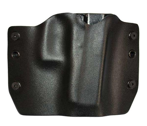 Bullseye Holster OWB RH for Glock 43