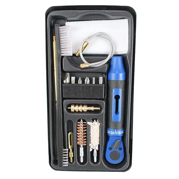 Slim Line 15 Piece  .45 Cleaning Kit