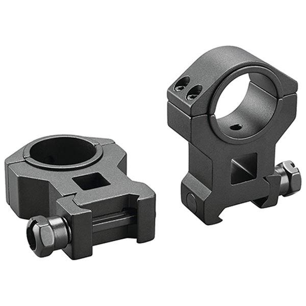 1 to 30mm Ring High Matte Black Reducing