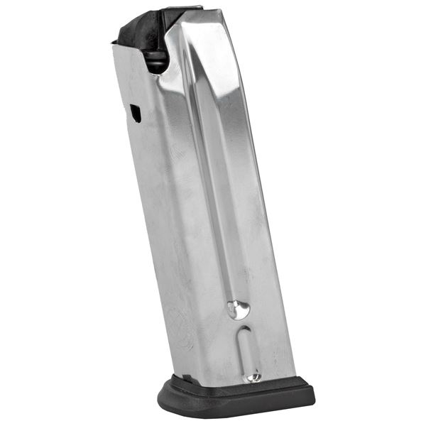 Springfield 9MM Magazine, 10Rd Fits Springfield XD, Stainless