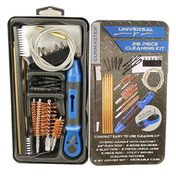 Slim Line 28 Pc  Universal Cleaning Kit