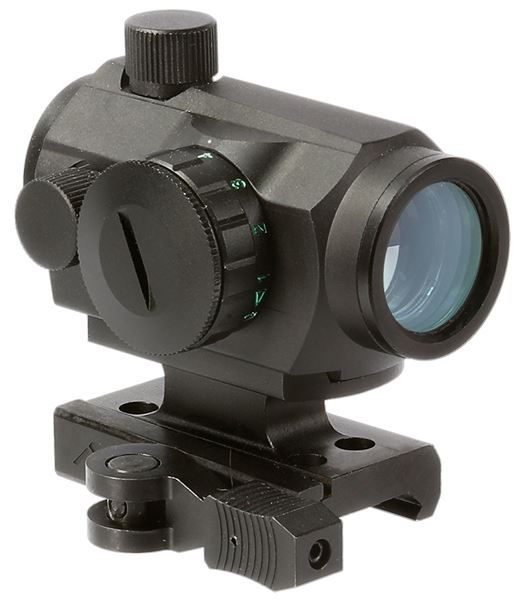 AIMSPORTS RTDT125-A RED DOT   1X20 R&G DOT CO-WIT