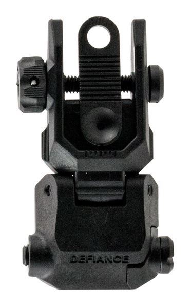 DEFIANCE DAPRSBLOO AR15 REAR FLIP UP SIGHT POLY