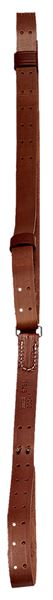 HUNT 0200-1     LEATHER MILITARY SLING 1IN