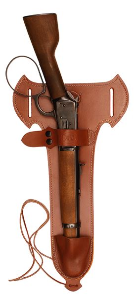 HUNT 1892C      TRAPPER HOLSTER RNCH HND/MARELG