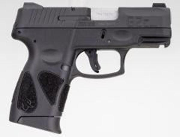 "Taurus G2C 9MM Luger 10RD 3.2"" Barrel Compact Pistol"