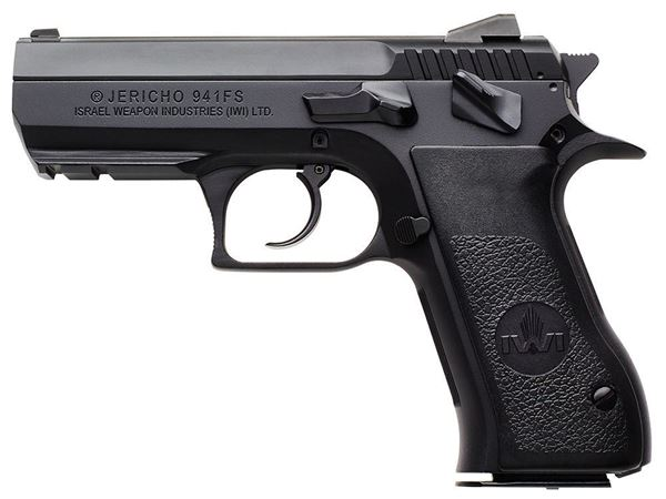 IWI FS-45 Steel Pistol .45ACP with Two Magazines