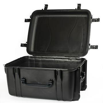 Seahorse 1220 Protective Case w/ Foam Black