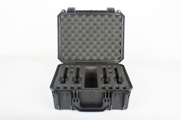 Seahorse 630 4 Pistol Range Case