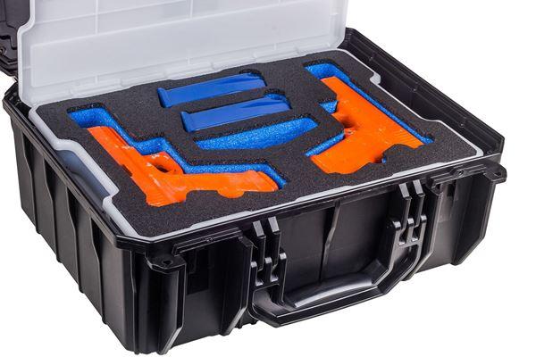 Seahorse 630 6 Pistol Range Case