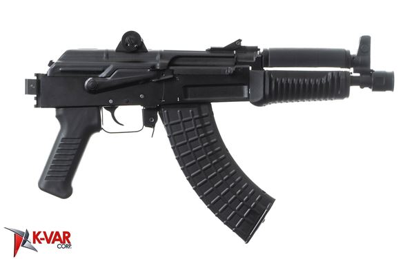 SAM7K Pistol 7.62x39mm Milled Receiver Threaded Front Sight Block with Rear Picatinny Rail