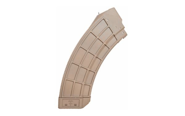 MAG US PALM 7.62X39MM 30RD FDE