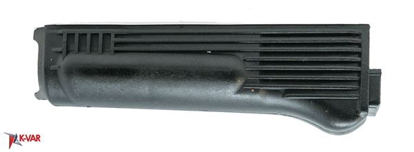 Lower Handguard for stamped receiver, Polymer, Black, No heat shield, Arsenal Bulgaria