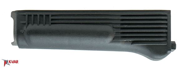 Lower Handguard for Milled Receiver, Polymer, Black, Steel Heat Shield, Arsenal Bulgaria
