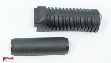 Bulgarian - SBR Handguard Set (Black ribbed)