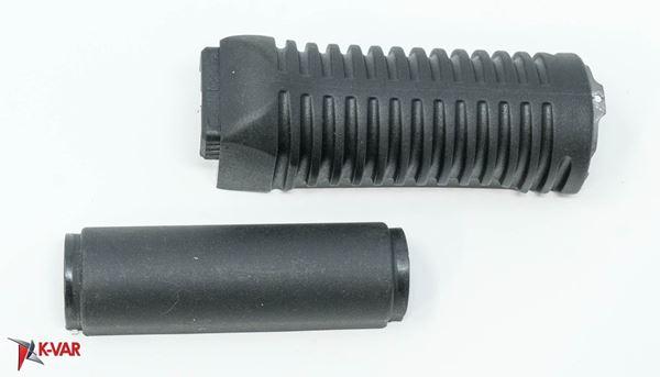 Bulgarian - SBR Handguard Set (Black ribbed)