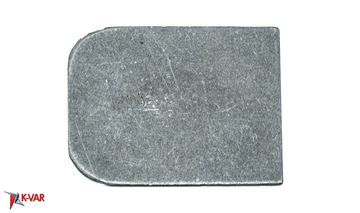 Original Bulgarian Rear Plate for Underfolding Milled Receiver