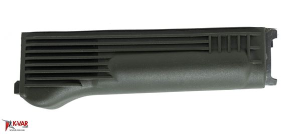 Lower Handguard for Milled Receiver Polymer OD Green Sainless Steel Heat Shield, US, Arsenal