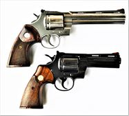 Picture of Colt Python: Reintroduced, but Is It Worthy of the Name?