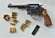 Picture of My Favorite .45 ACP Big Bore Revolver