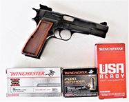 Picture of Gun Test: Browning Hi Power